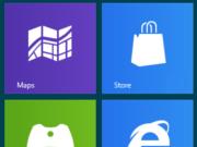 Windows 8 tiles